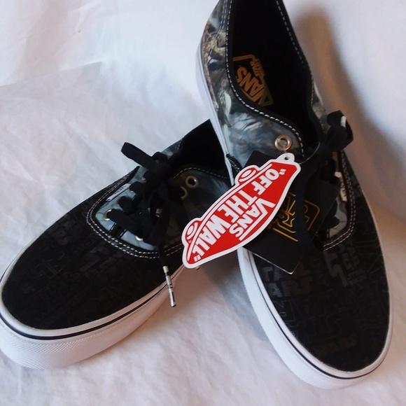 441c12cb63 VAN s Star Wars Shoes Unisex Shoes Brand NEW